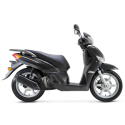 Logik 125 EFI E4 Black  Motorolleris