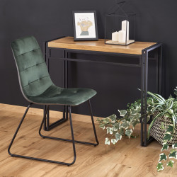 Guļamistabas galdiņš Halmar Bolivar KN1