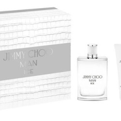 Jimmy Choo Man Ice 100ml EDT + After Shave Balsam 100ml + EDT 7.5ml