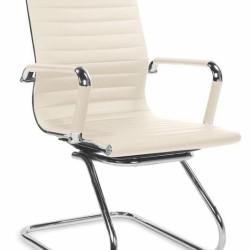 Apmeklētāju krēsls Halmar Prestige Skid Cream
