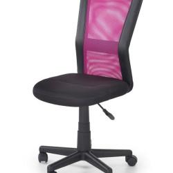 Bērnu krēsls Halmar Cosmo Pink/Black