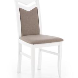 Koka krēsls Halmar Citrone White