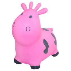 Piepūšams lēcējs berniem Kruzzel Pink (8779) Ir uz vietas!