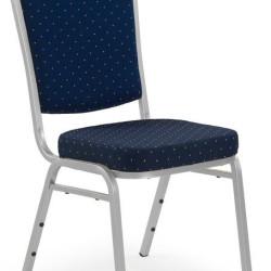 Apmeklētāju krēsls Halmar K66S Blue