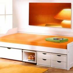 Bērnu gulta Halmar Floro 2