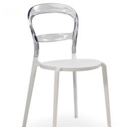 Krēsls Halmar K100 Clear