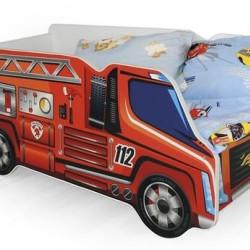 Bērnu gulta Halmar Fire Truck