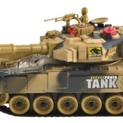Tanks ar tālvadības pulti 2gb.