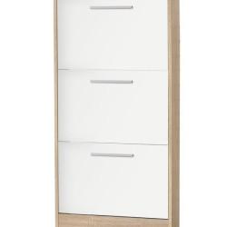 Apavu skapītis Halmar Lima ST1 Oak/White