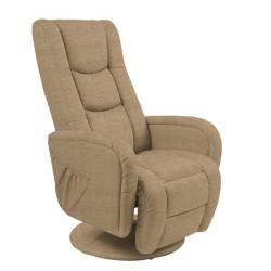 Atpūtas krēsls Halmar Pulsar 2 Beige