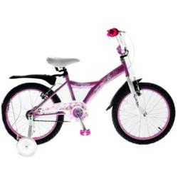 "BONANZA LITTLE LADY 16"" PINK velosipēds"