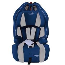 Cocoon 123 (9-36) kg Zila k. Carello autokrēsls