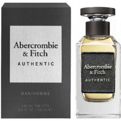 Abercrombie & Fitch Authentic Homme EDT 100ml