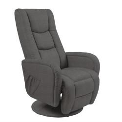 Atpūtas krēsls Halmar Pulsar 2 Grey