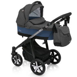 Husky WP (Zila 03) Baby Design ratiņi