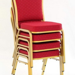 Apmeklētāju krēsls Halmar K66 Bordo