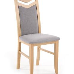 Koka krēsls Halmar Citrone Honey Oak