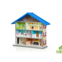 Dalls House MiMi Leļļu namiņš