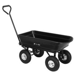 Dārza ratiņi ar noliecamu stiprinājumu līdz 350 kg (9043)