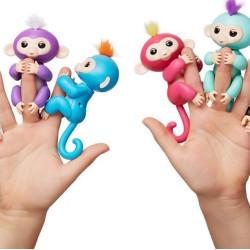 Interaktīvais mērkaķis Baby Monkey