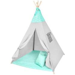 Spēļu telts / vigvams bērniem Mint 8704