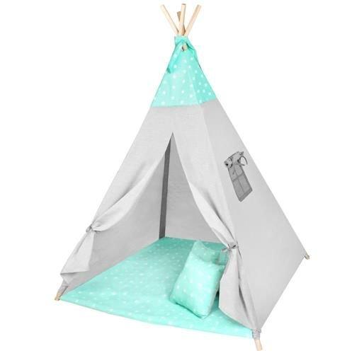 Spēļu telts / vigvams bērniem Mint 8704 Ir uz vietas!!!