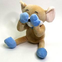 Interaktīvā rotaļlieta Smieklīga pelīte