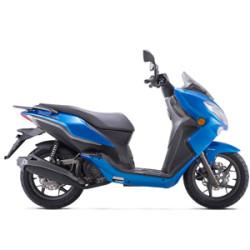 CityBlade 125 EFI E4 Blue Motorolleris
