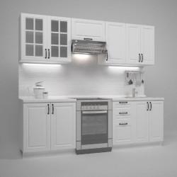 Virtuves komplekts Halmar Michella 220 White