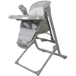 Bar. krēsliņš-šūpuļkrēsliņš (pelēk k) B03.005.1.2 SunBaby