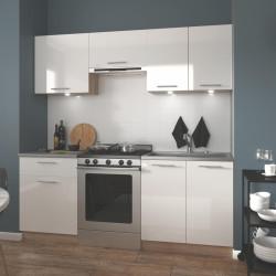 Virtuves komplekts Halmar Marija 200cm White