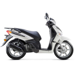 Logik 125 EFI E4 White  Motorolleris