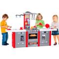 Bērnu virtuves, veikali, trauki