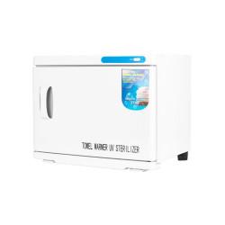 Profesionāls dvieļu sildītājs UV-C 23L White