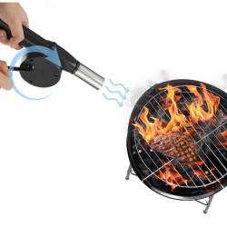 Gaisa pūtējs ugunskura vai ogļu iekurināšanai (Q39)
