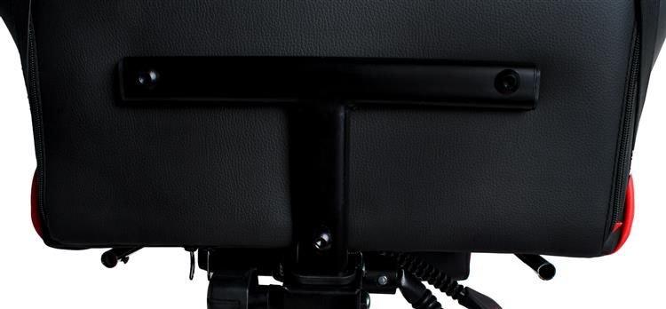 Spēļu datorkrēsls Malatec 8978 Red