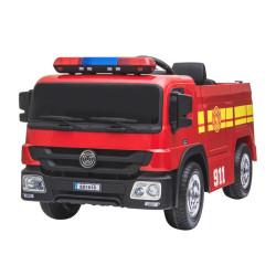 Bērnu elektriskā ugunsdzēsēju mašīna (135163)