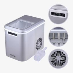 Ledus ģenerators Arebos 2.2l Silver