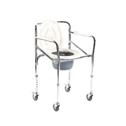 Tualetes krēsli ar riteņiem Timago FS 696