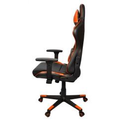 Spēļu krēsls Malatec ar LED apgaismojumu (9007) Ir uz vietas!